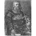 Mieszko III Stary wersja czarno-biała