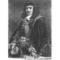 Jan II Kazimierz Waza wersja czarno-biała