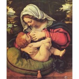 Matka Boża Karmiąca