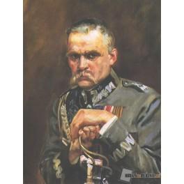 Portret Marszałka Józefa Piłsudskiego