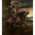 Emperor Carlos V on Horseback