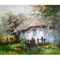 Chata w sadzie