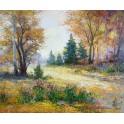 Droga jesienna