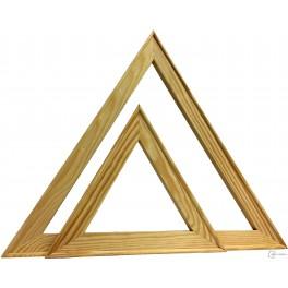 Krosno malarskie trójkątne