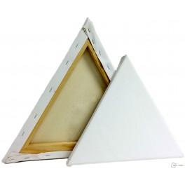 Podbrazie malarskie trójkątne