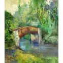 Mostek w Żelazowej Woli