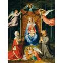 Waldesruh (Madonna with child, Saint Adelheid and Saint Francis)