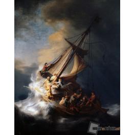 Burza na Morzu Galilejskim