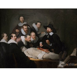 Lekcja anatomii doktora Tulpa