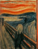 Edvard Munch - The Scream 1 version