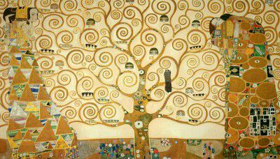 Klimt, Gustav - the tree of life