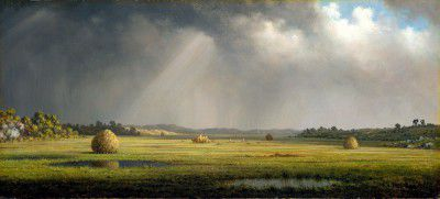 Heade, Martin Johnson - Newburyport Meadows