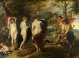 Rubens Peter Paul - Judgement of Paris
