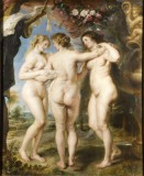 Rubens Peter Paul - The Three Graces