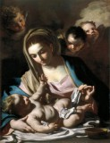 Solimena, Francesco - Madonna and Child