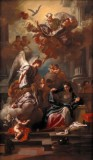 Solimena, Francesco - The Annunciation