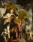 Veronese, Paolo - Mars and Venus United by Love