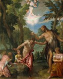 Veronese, Paolo - The Baptism of Christ