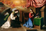 Zurbaran, Francisco de - The Annunciation