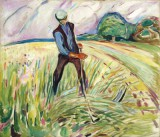 Edvard Munch - The Haymaker