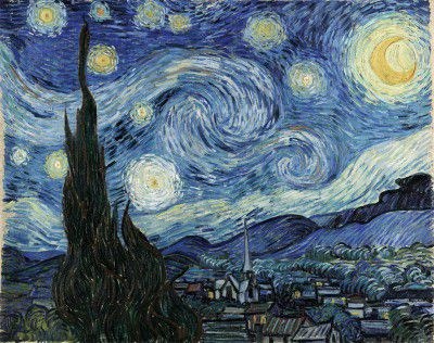 Van Gogh Vincent - Starry Night