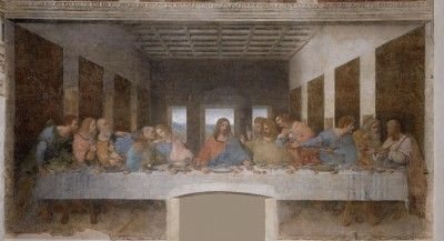 da Vinci Leonardo -  Last Supper
